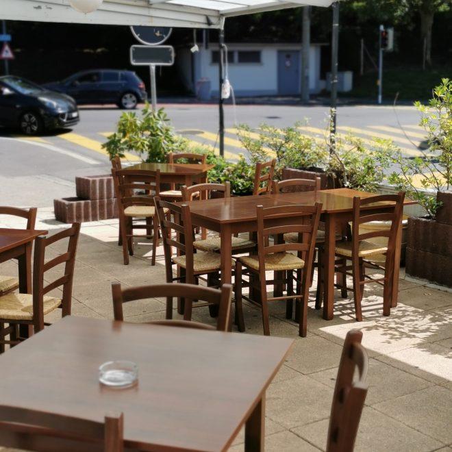 Café Café Extérieur